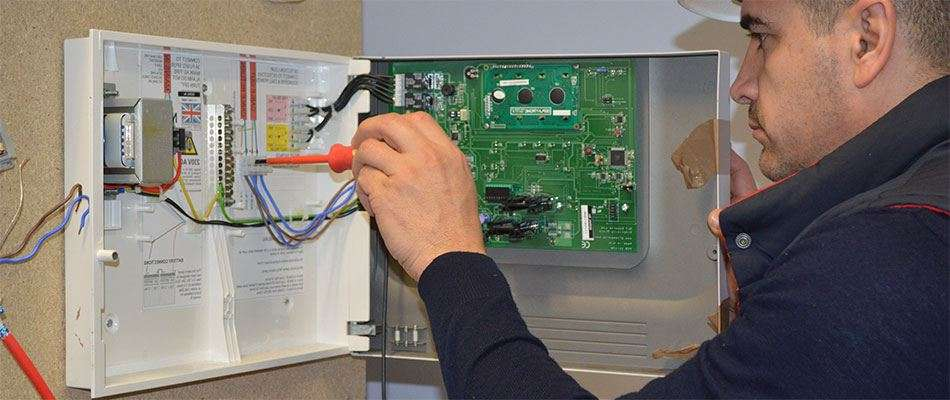 Пожарная сигнализация в многоквартирных домах: нормы установки