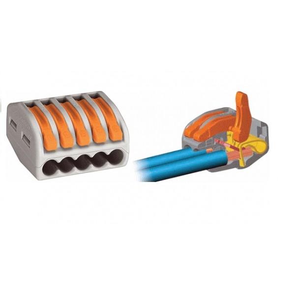 Разновидности и особенности клемм для соединения проводов