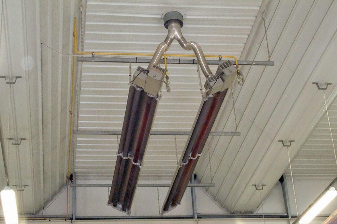 Преимущества газовой керамической горелки с инфракрасным излучением