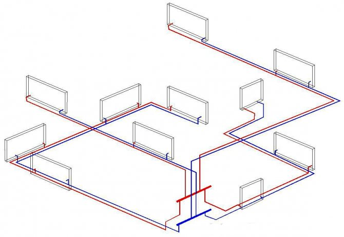 Монтаж отопления из полипропиленовых труб - видео урок по монтажу своими руками