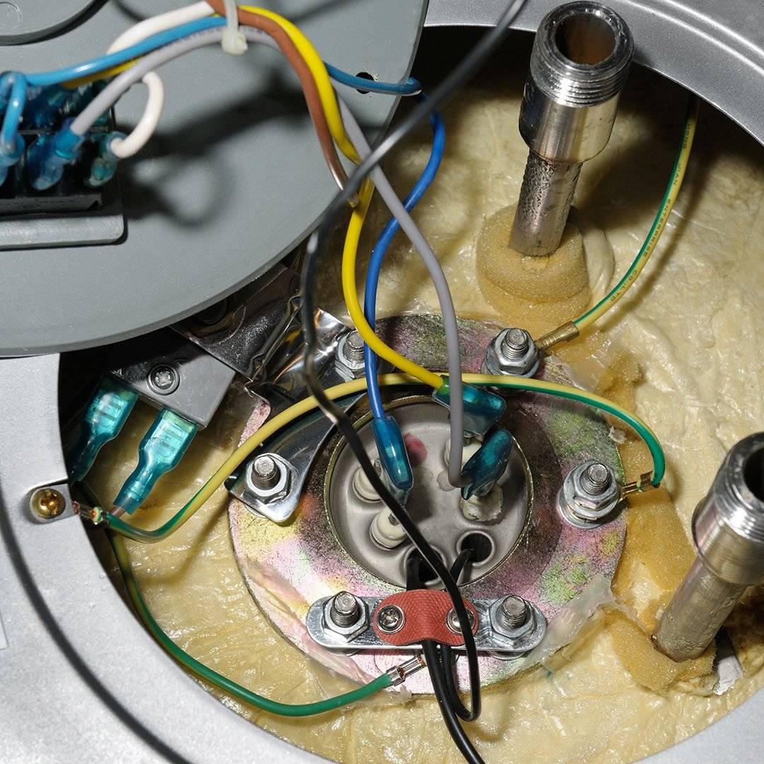 Как заменить тэн в водонагревателе: 2 этапа проверки исправности