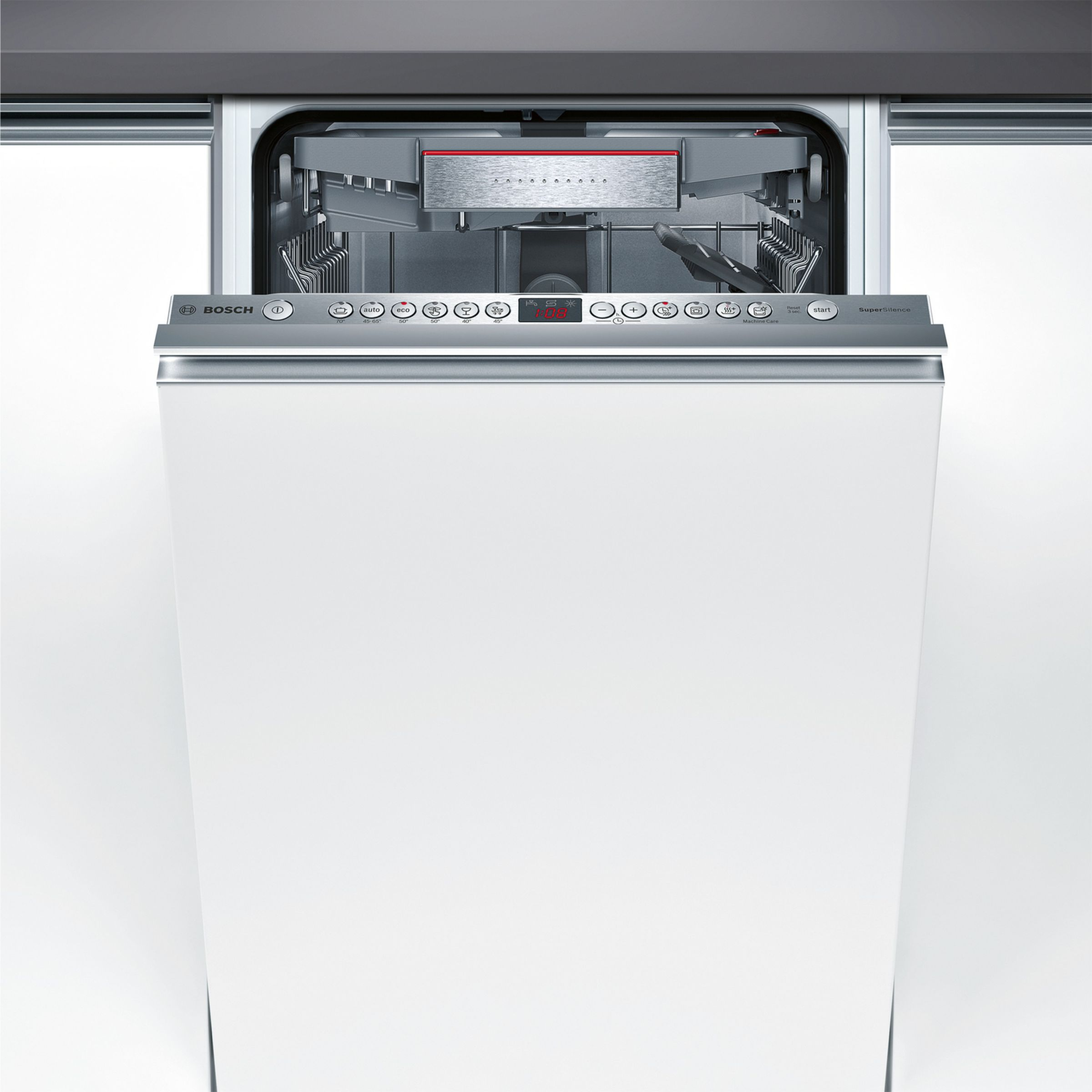 Посудомоечная машина bosch встраиваемая 45 см — обзор и отзывы