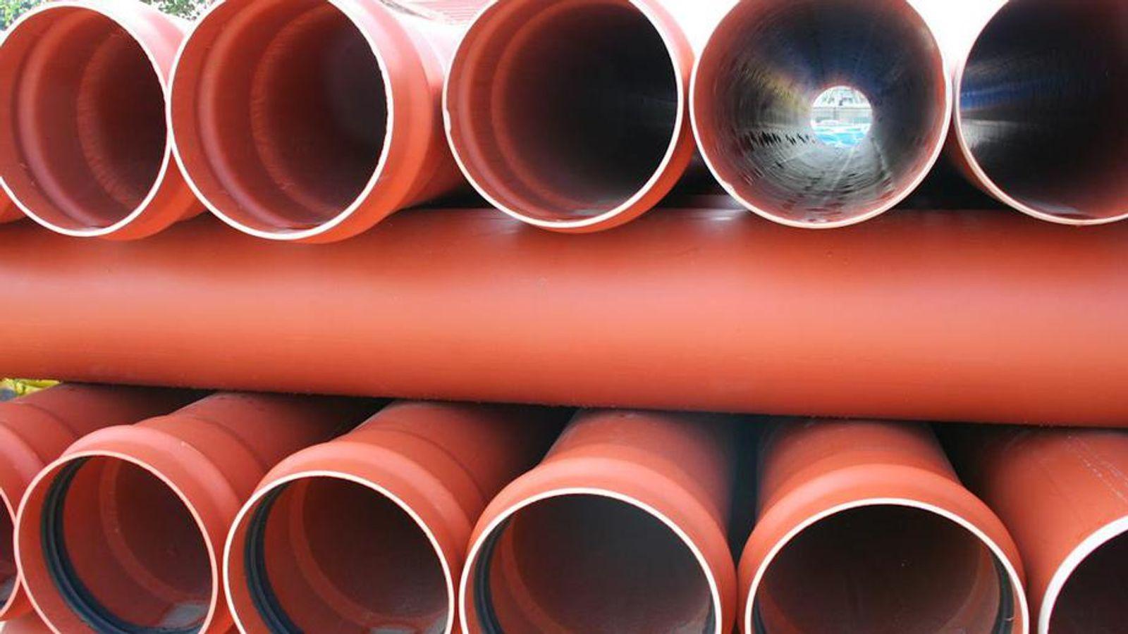 Канализационные трубы: какие бывают материалы и диаметры, как выглядят