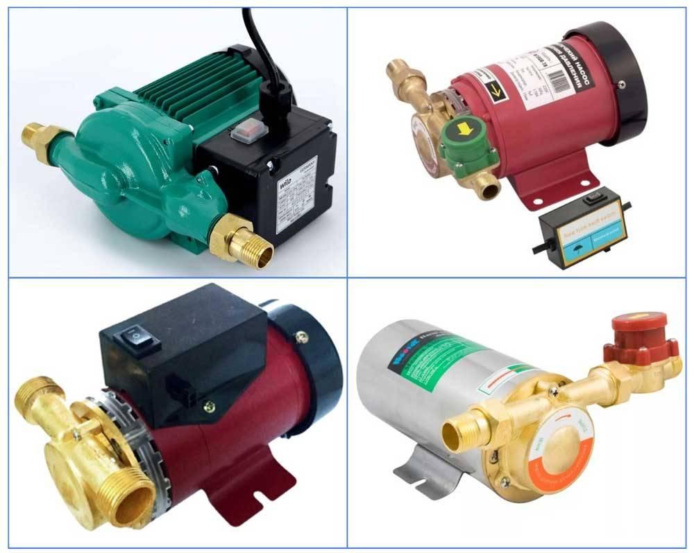 Насос для поднятия давления в системе отопления: безопасное повышение напора воды
