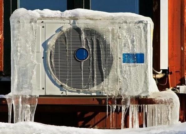 Можно ли включать кондиционер зимой на охлаждение и обогрев?