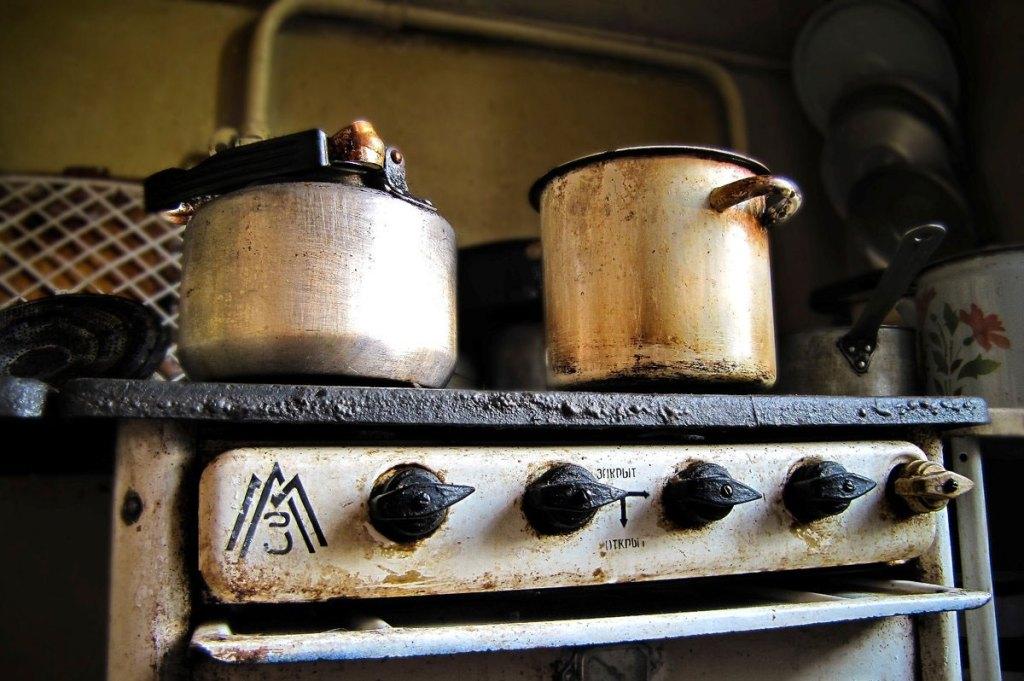 Утилизация старых газовых плит — сдать на металлолом по выгодной цене