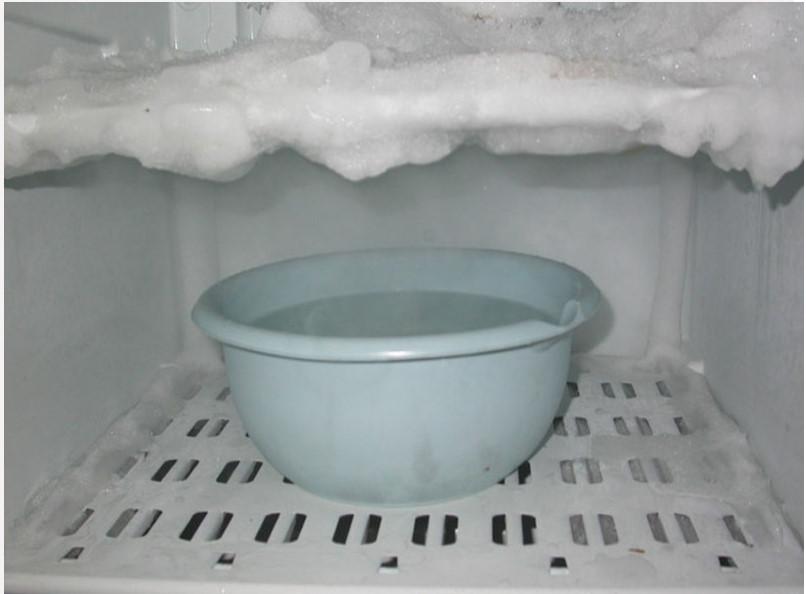 Обмерз холодильник: причины и способы устранения снежной «шубы» - доктор фрост