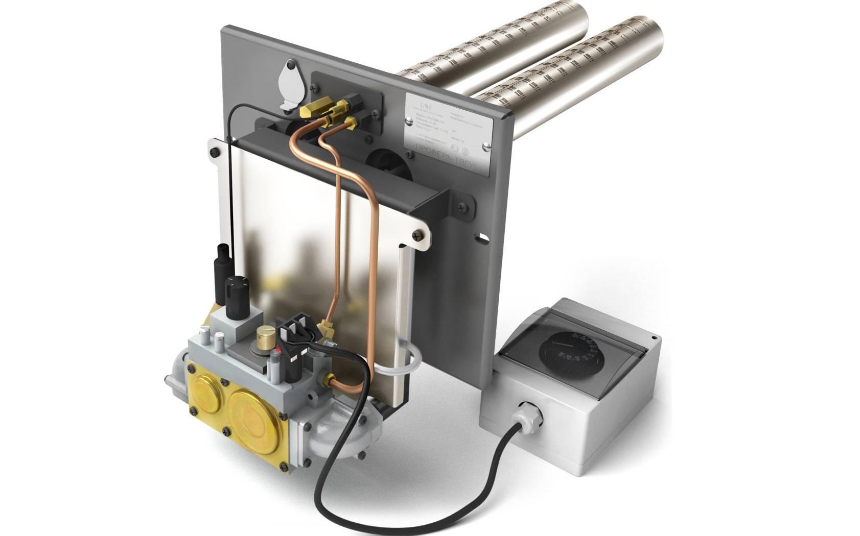 Газовая горелка для котла: типы, устройство, чистка и помощь с выбором