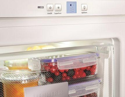 Неисправности холодильника liebherr: и вечный двигатель ломается