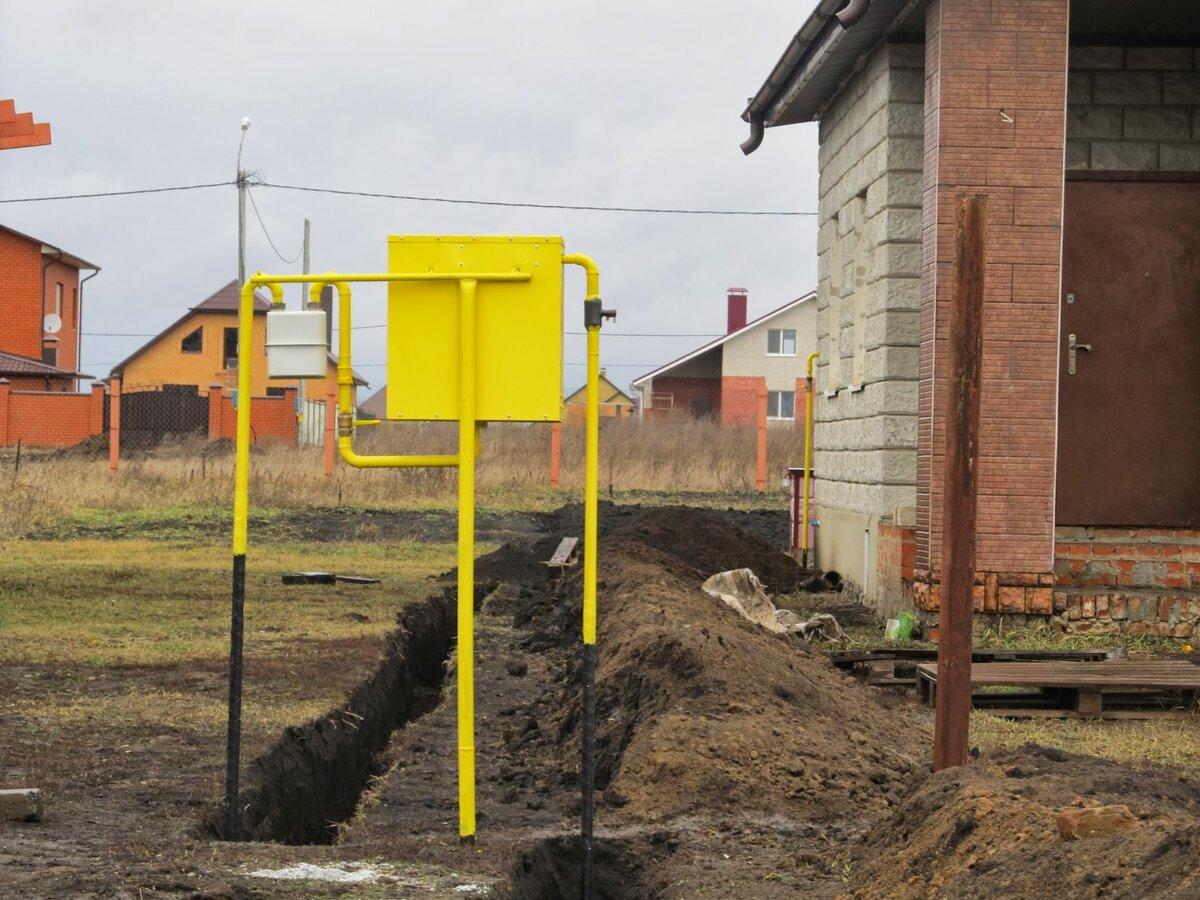 """Можно ли подключить газ к незарегистрированному дому и как провести газопровод в """"недострой"""""""