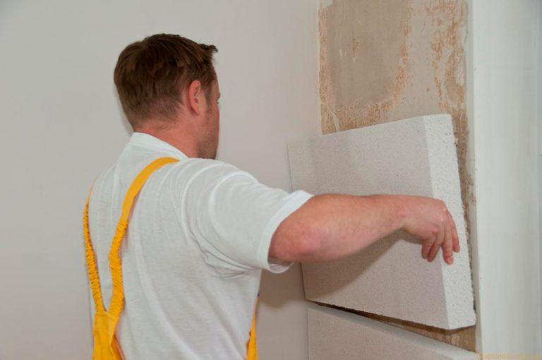 Как утеплить стену в квартире изнутри – грамотная работа с разными материалами