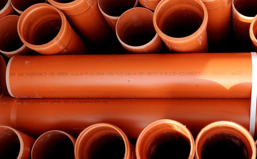 Пнд канализационные трубы для различных систем коммуникаций и основы их монтажа
