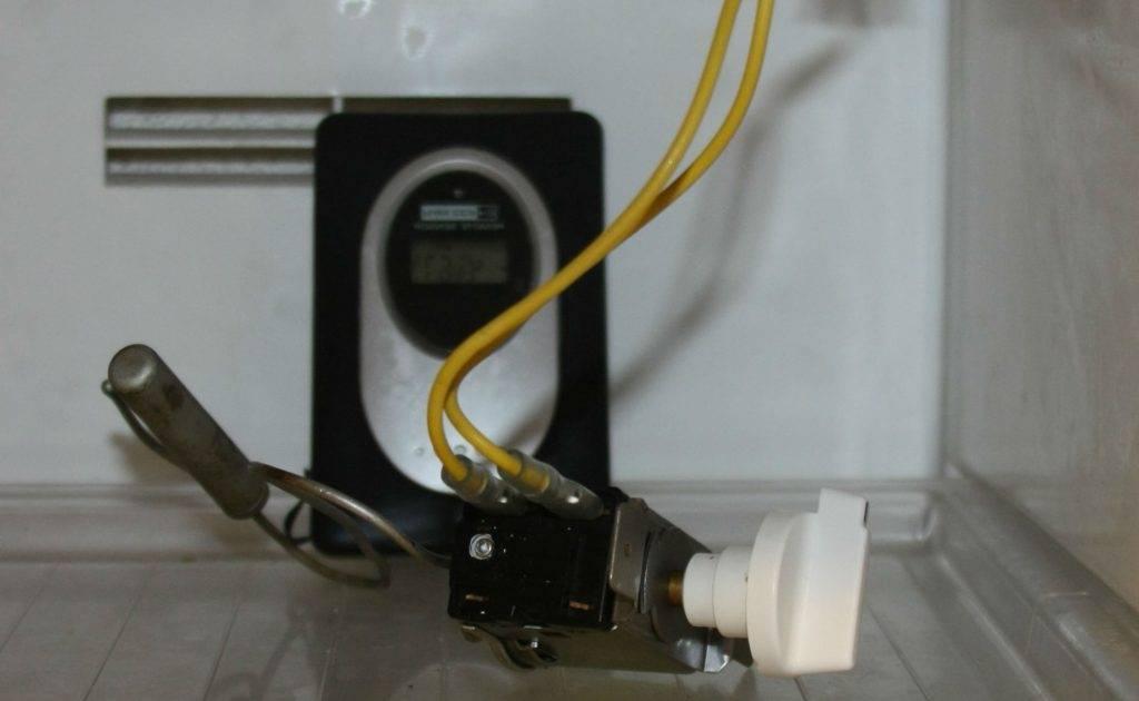 Как сделать диагностику и заменить термостат холодильника своими руками?