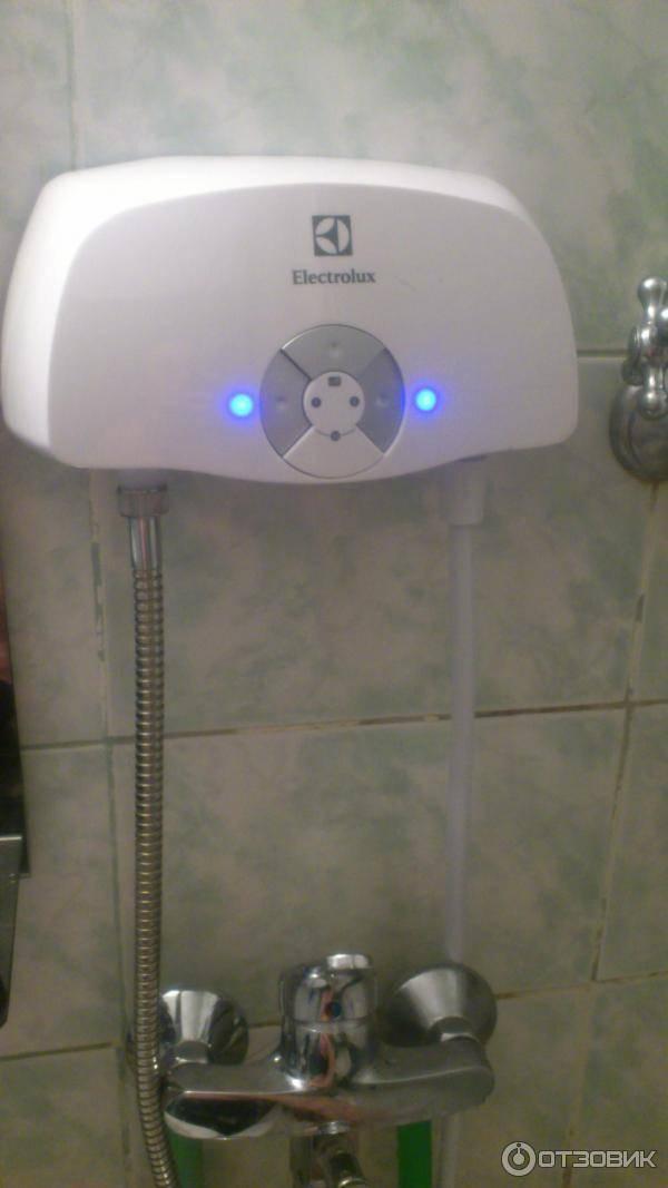 Топ 10 лучших проточных водонагревателей по отзывам покупателей