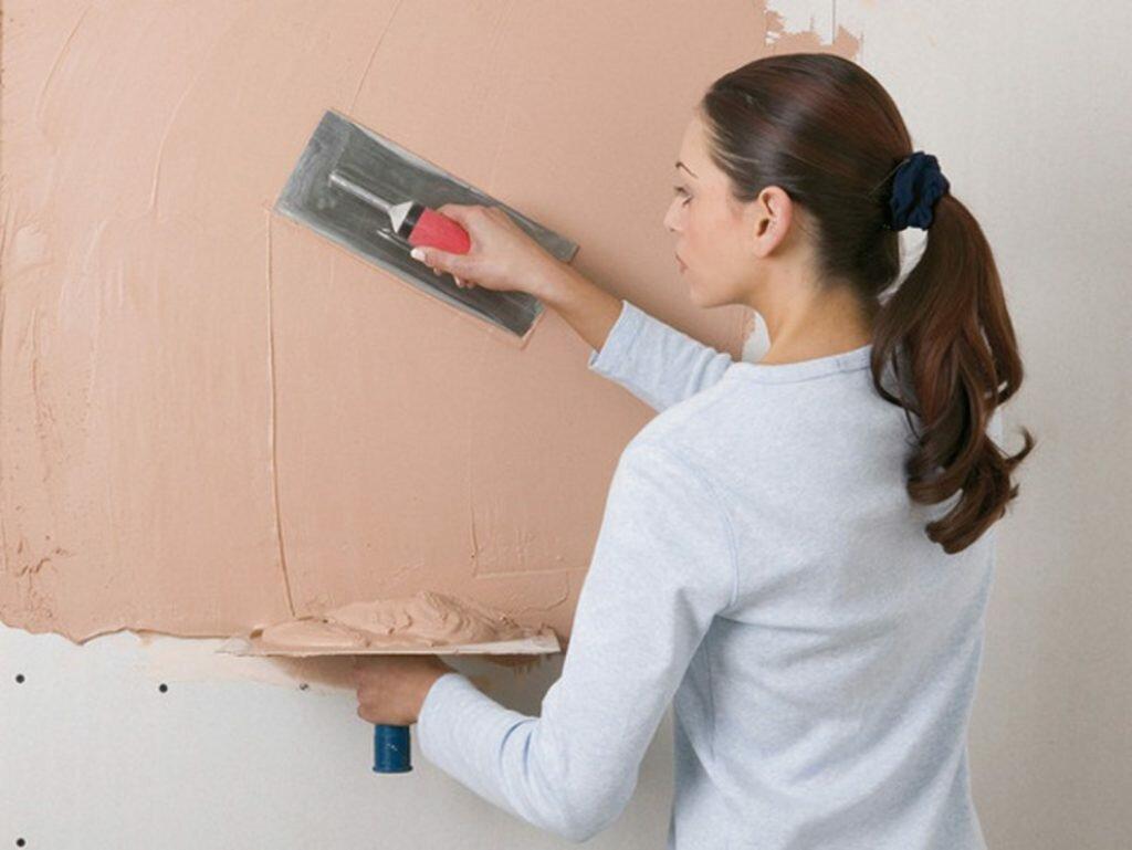 Выравнивание стен своими руками: пошаговая инструкция