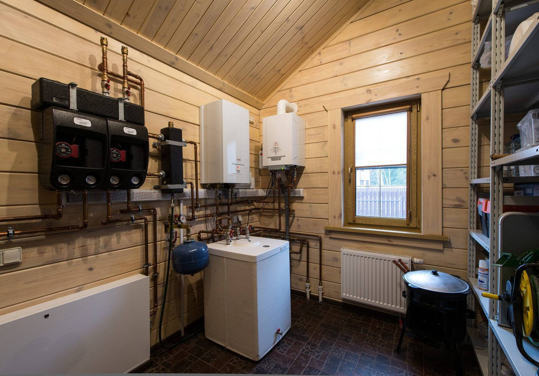 Отопление загородного дома - варианты и цены: сравнение видов топлива и нагревательного оборудования, советы по выбору