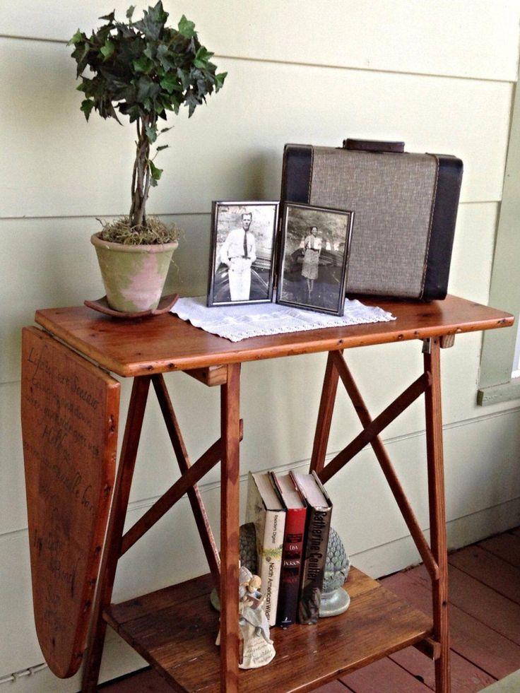 15 способов вписать гладильную доску в интерьер. всë гениальное — просто!