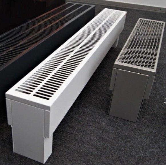 Внутрипольные конвекторы водяного отопления: рейтинг производителей встраиваемых в пол конвекторов с вентилятором. какой выбрать?