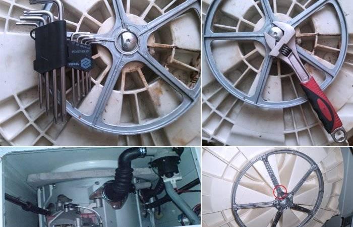 Как поменять подшипник на стиральной машине индезит wisl 102. как сэкономить 3000 рублей на ремонте стиральной машинки indesit wiun 102 | дачная жизнь