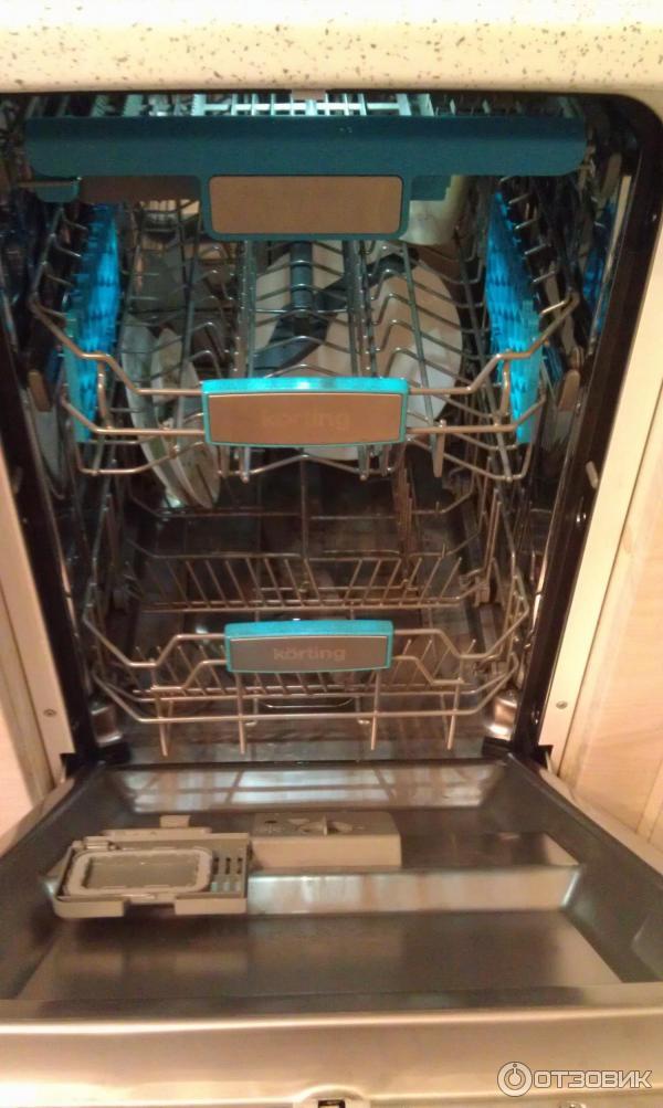Посудомоечная машина korting kdi 45175: обзор, характеристики, отзывы