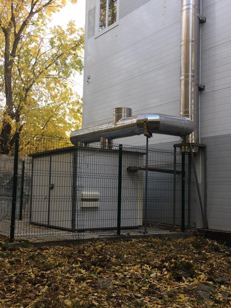 Установка газового котла в частном доме: требования и нормативы монтажа