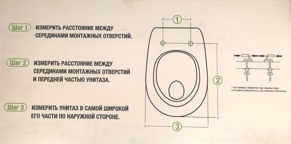 Как выбрать сиденье для унитаза: главные критерии