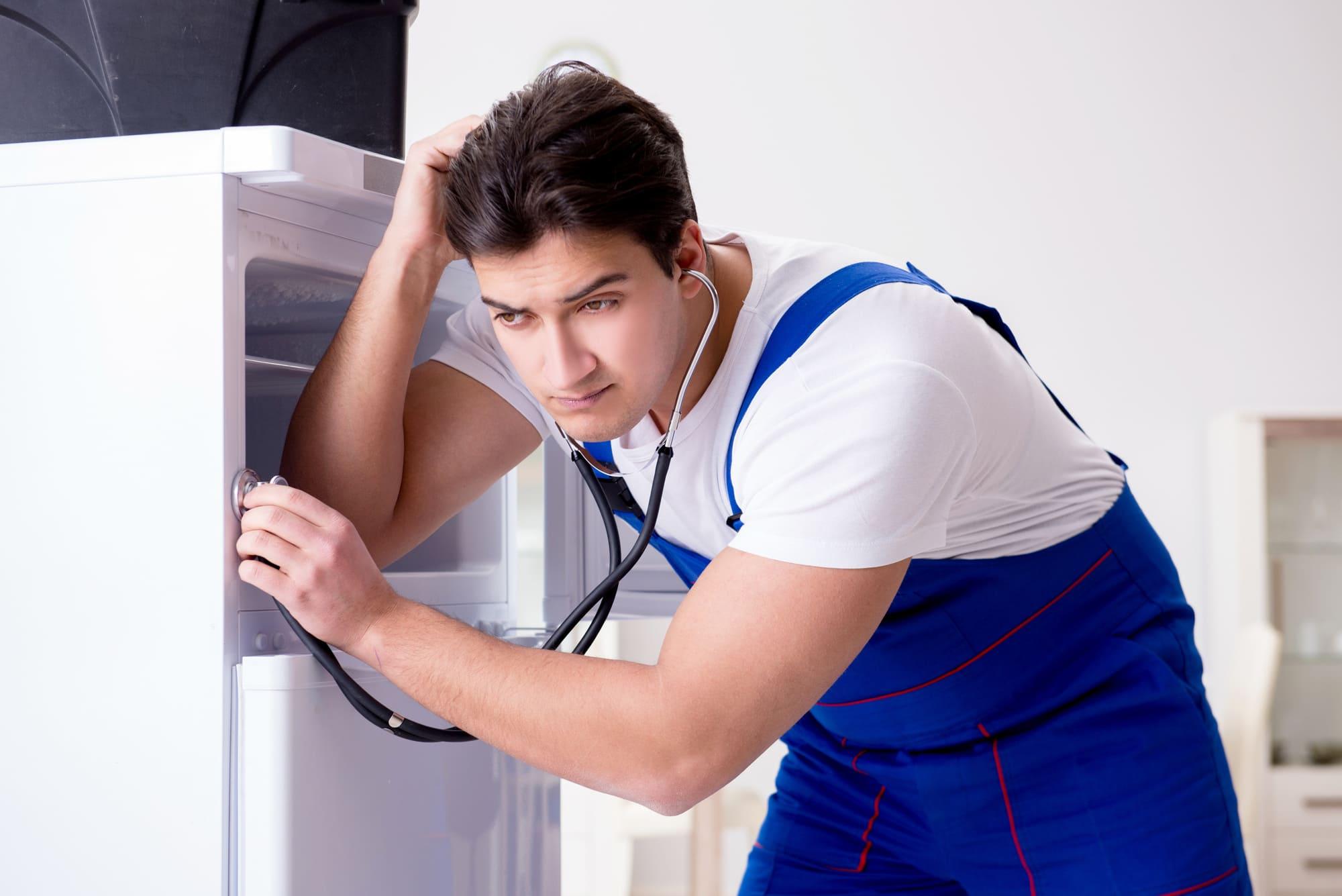 Почему не работает холодильник, а морозилка работает? поиск неисправности и ее устранение