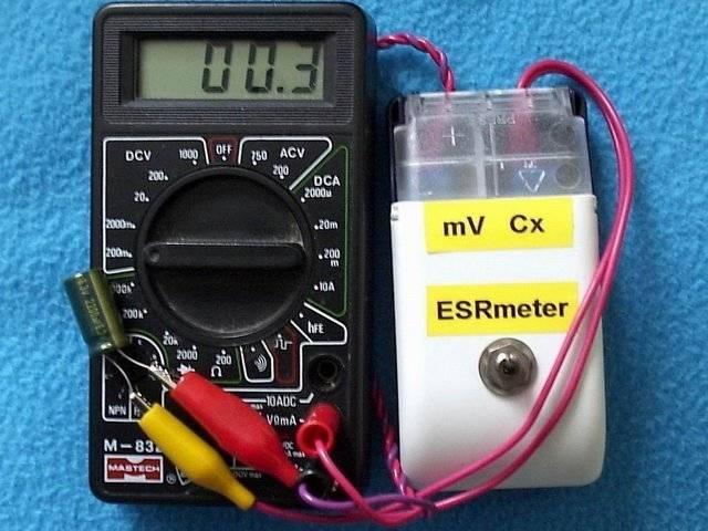 Как прозвонить конденсатор мультиметром: инструкция и методы проверки