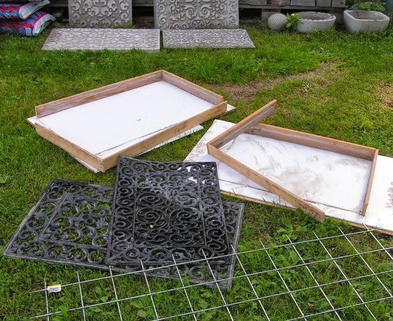 Изготовление тротуарной плитки своими руками. пошаговая инструкция