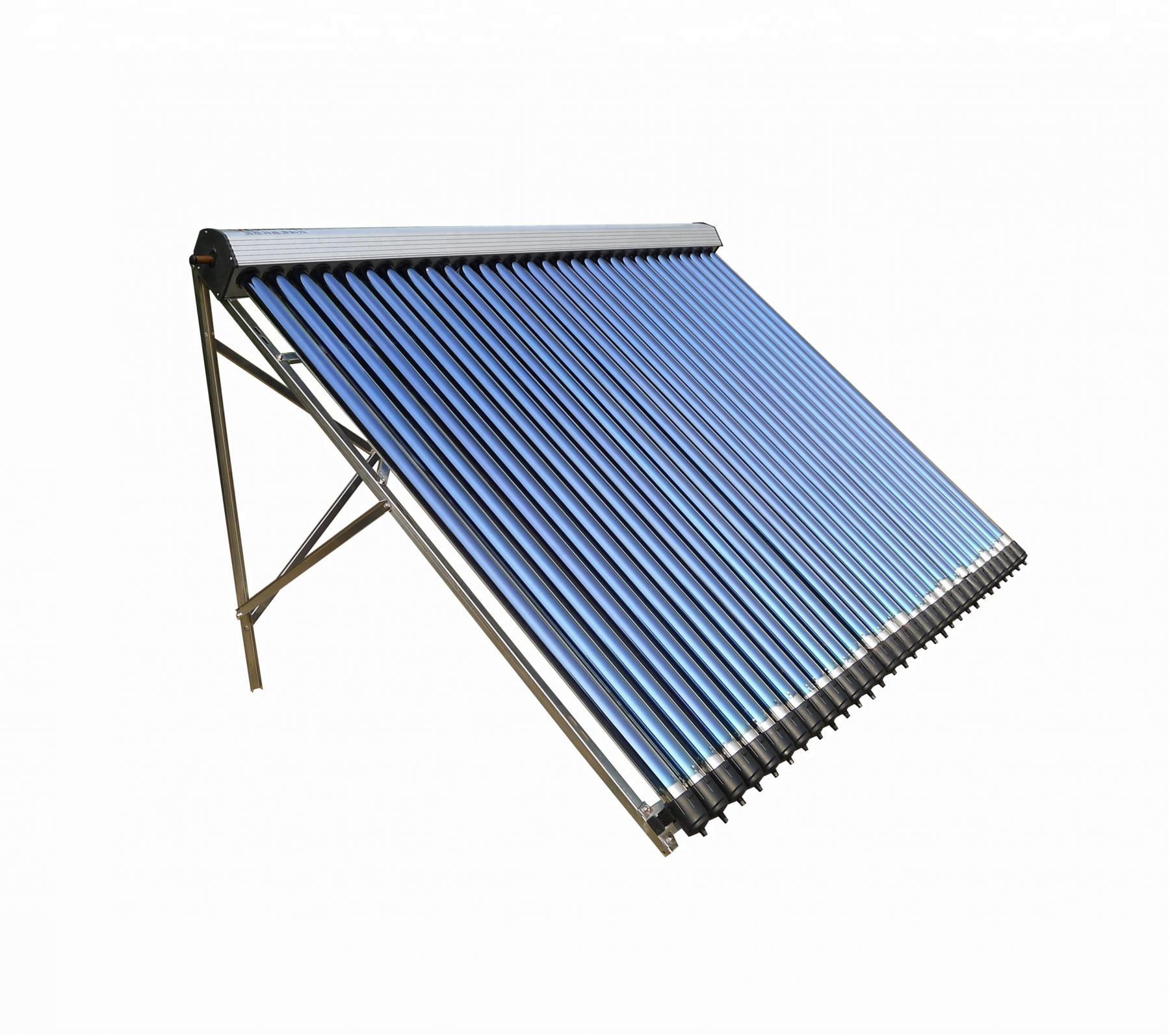 Вакуумный солнечный коллектор с трубками - разновидности, плюсы и минусы