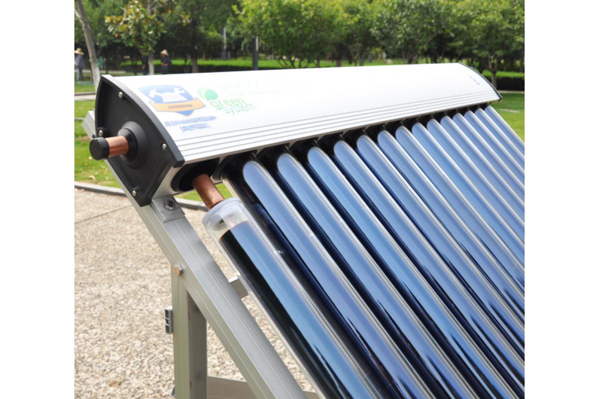 Солнечные коллекторы для отопления дома и их характеристики