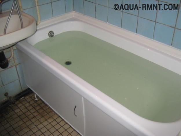Акриловый вкладыш в ванну установить правильно: рекомендации специалистов-сантехников
