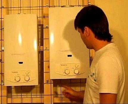 Как включить газовую колонку и правильно ей пользоваться