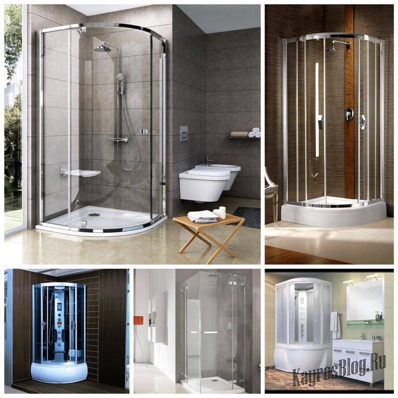 Как выбрать душевую кабину для ванной - советы специалистов