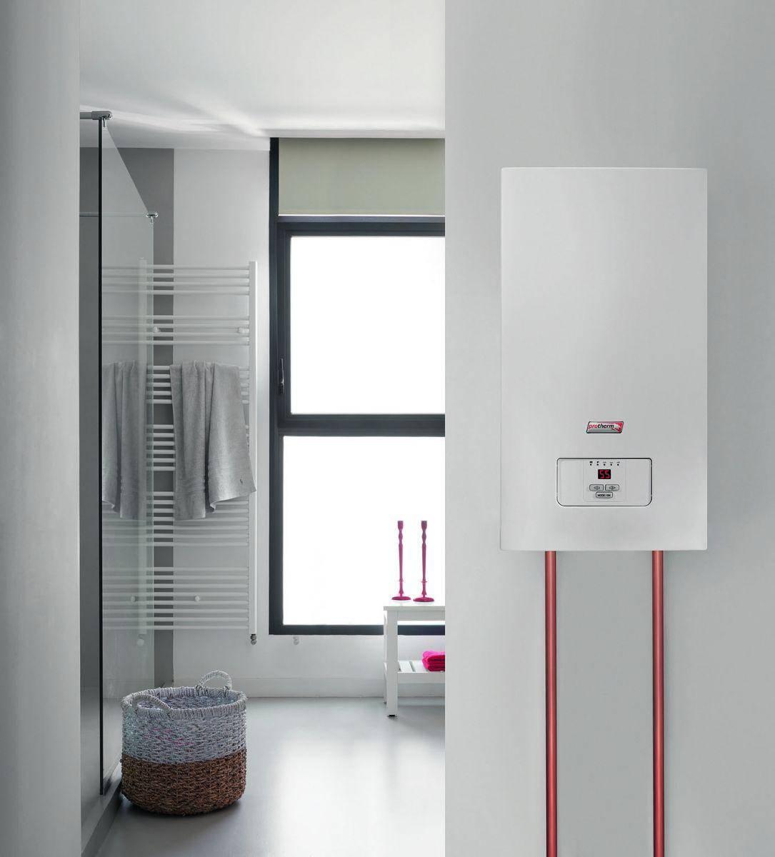 Одноконтурный газовый настенный котел для отопления частного дома