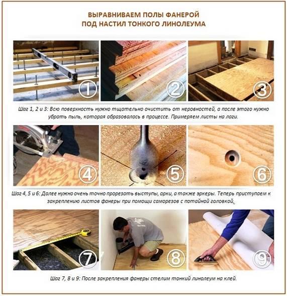 Теплый пол под линолеум на деревянный пол: какую системы выбрать
