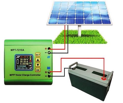 Контроллер заряда: для акб от солнечных батарей, mppt контроллер