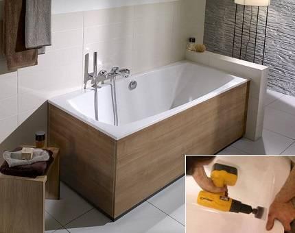 Квариловая ванна: что это такое, характеристики