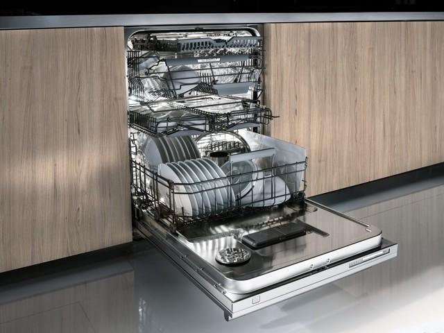 Циклы мойки в посудомоечной машине