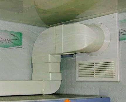Обратный клапан на вентиляцию: как устроить вентиляцию с обратным клапаном на вытяжку
