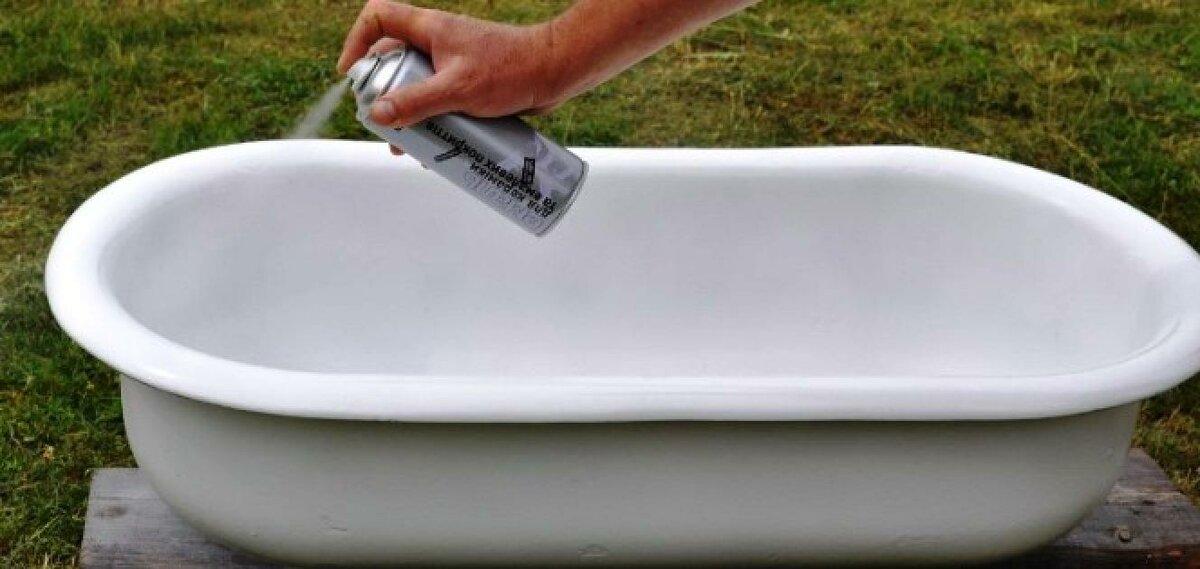 Реставрация старых ванн: эмалировкой, акрилом, вкладыщем