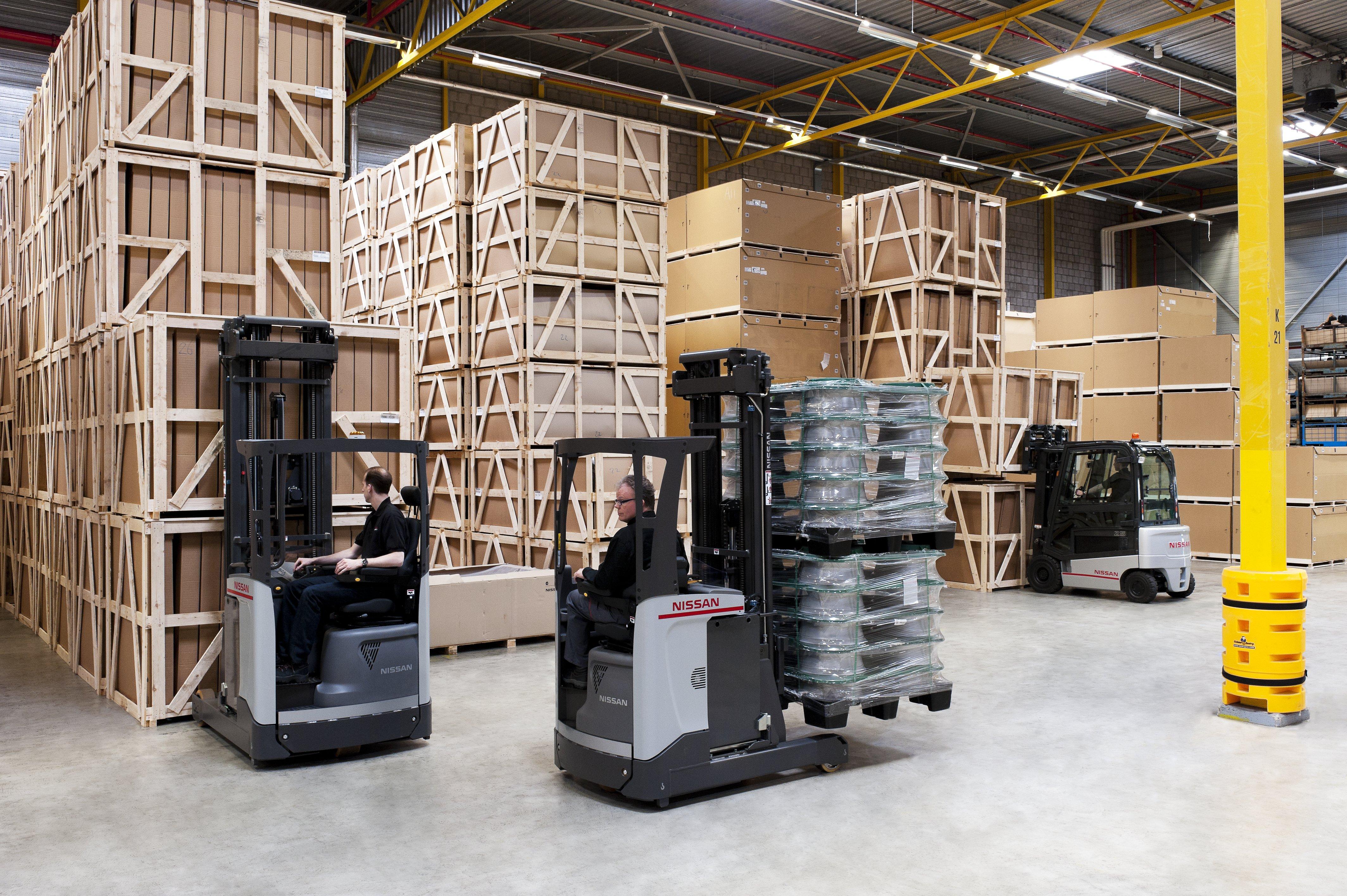 Правила выбора штабелера для склада
