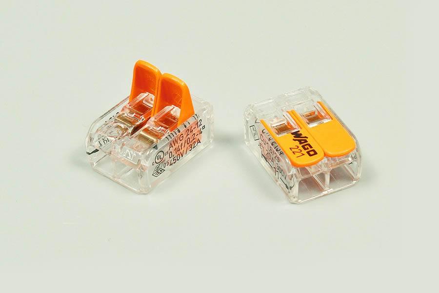Стоит ли применять для соединения проводов wago клеммники?