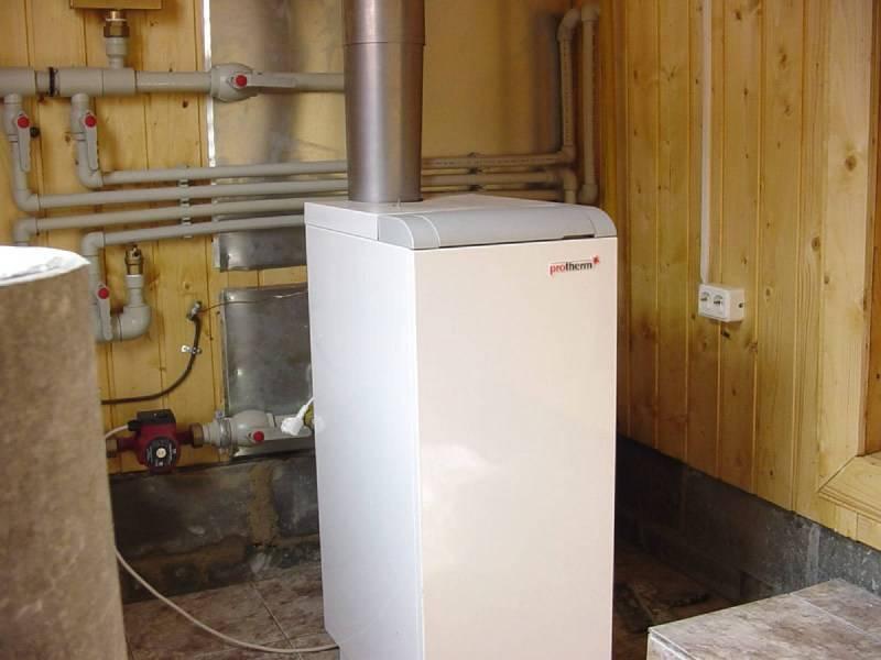 Как выбрать газовый напольные двухконтурный котел отопления для дома