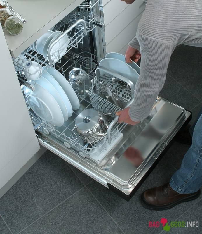 Первый запуск посудомоечной машины bosch: раз, как включить, правила эксплуатации