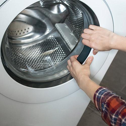 Как открыть стиральную машинку, если она заблокирована: фото / как открыть замок на дверце