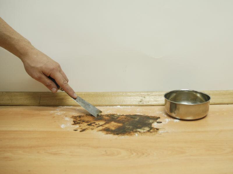 Как убрать навсегда плесень с деревянных поверхностей