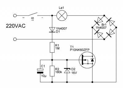 Плавное включение ламп - простые схемы подключения в домашних условиях. инструкция с фото и видео