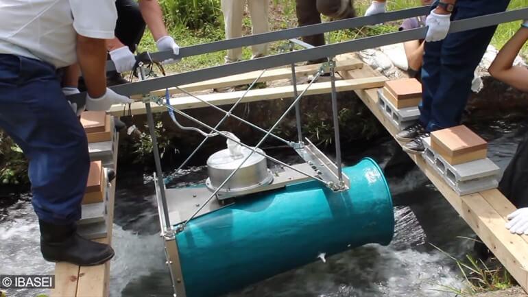 Как сделать мини гидроэлектростанцию своими руками