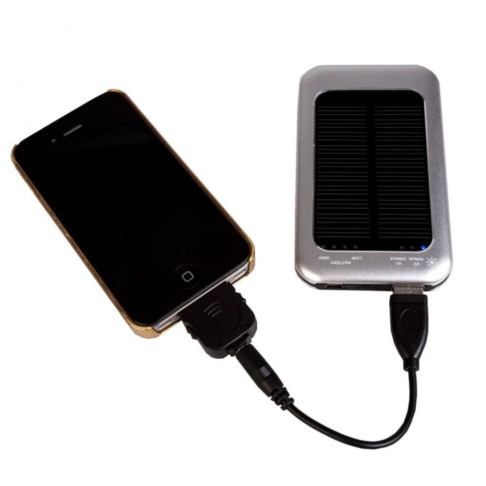 Как подобрать зарядное устройство на солнечных батареях: объясняем суть